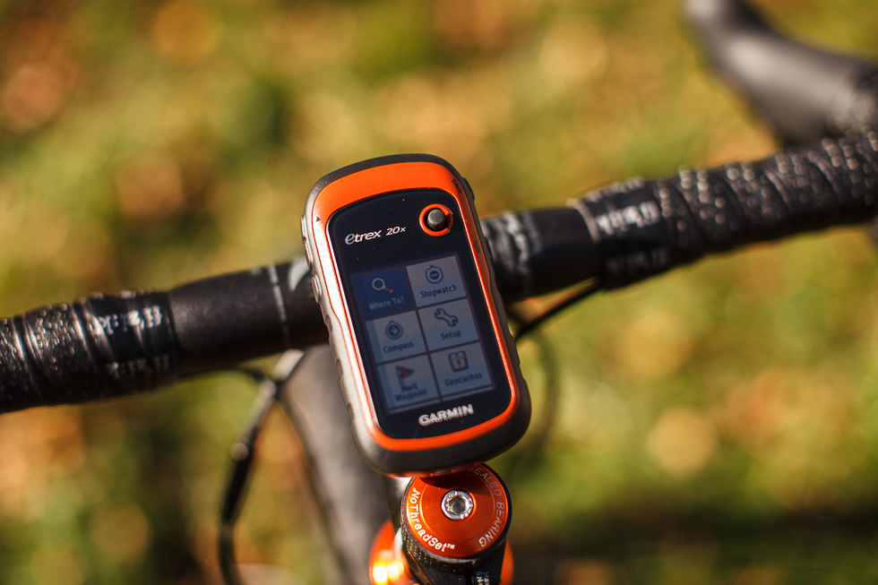 How To Use The Garmin Etrex 20